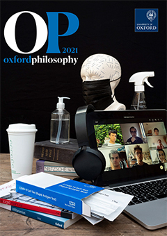 Oxford Philosophy 12th Edition Cover