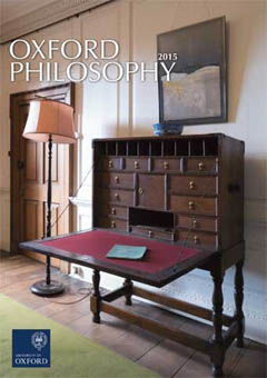Oxford Philosophy 7th Edition cover