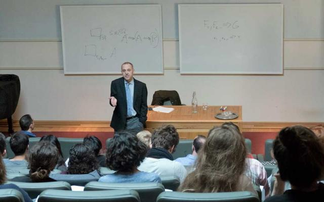 The 2016 John Locke Lectures