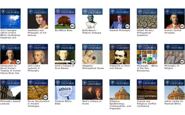 Philosophy Podcasts