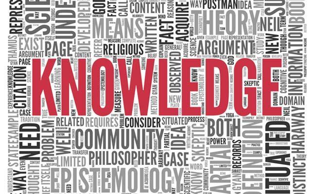 epistemology reading group