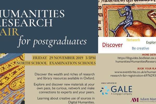 Humanities Research Fair