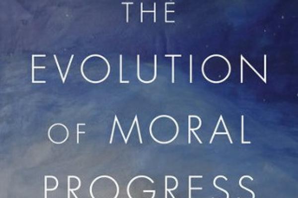 book cover evolution of moral progress
