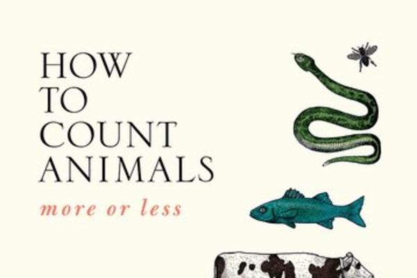 How to count animals book cover