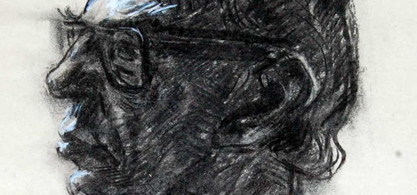 Isaiah Berlin Drawing