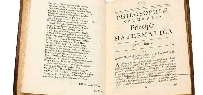 Mathematical Principles of Natural Philosophy