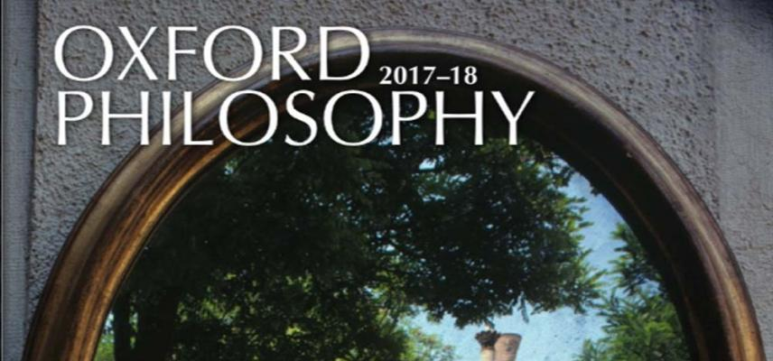 oxford philosophy 9 banner