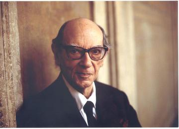 Sir Isaiah Berlin portrait image