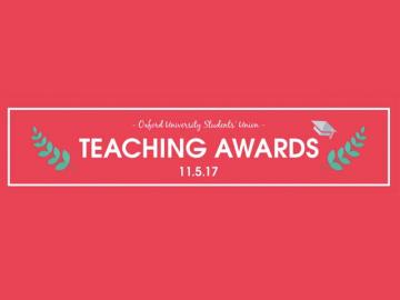 OUSU Teaching Awards