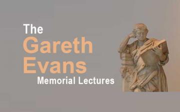 Gareth Evans Memorial Lectures