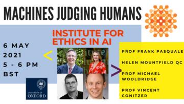 ethics in ai  machines judging humans