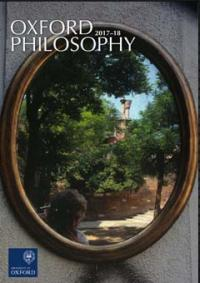 Oxford Philosophy 9 Cover