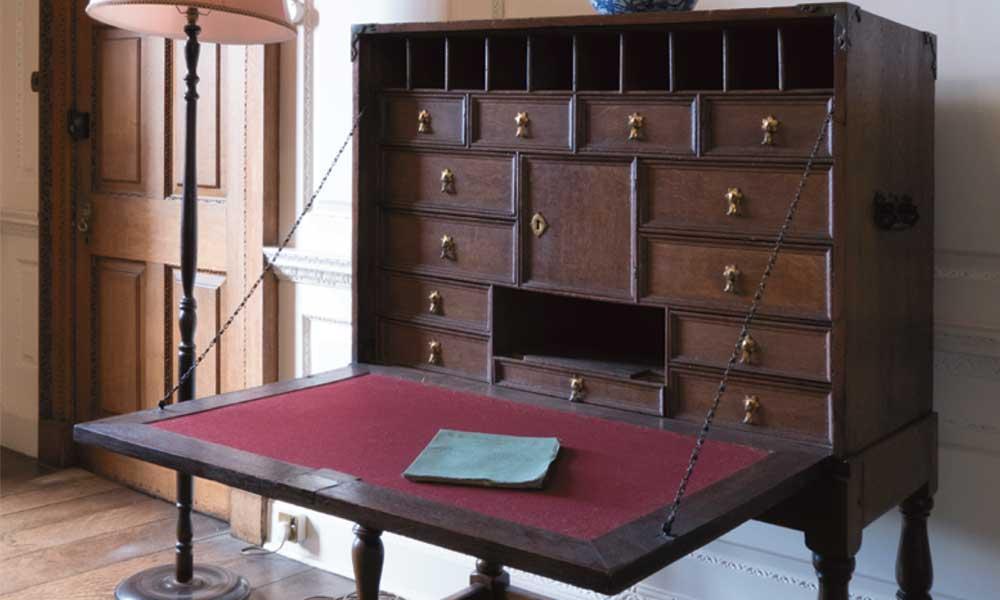 John Locke desk