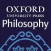 Oxford University Press Philosophy logo